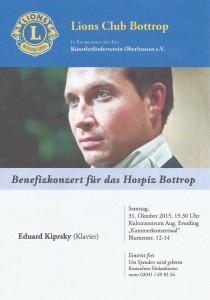 Flyer Konzert